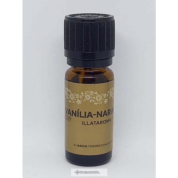 Vanília-narancs illataroma