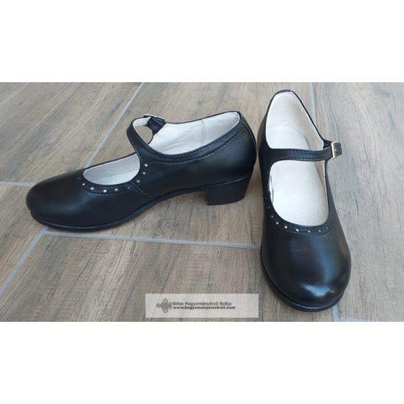 Néptáncos cipő