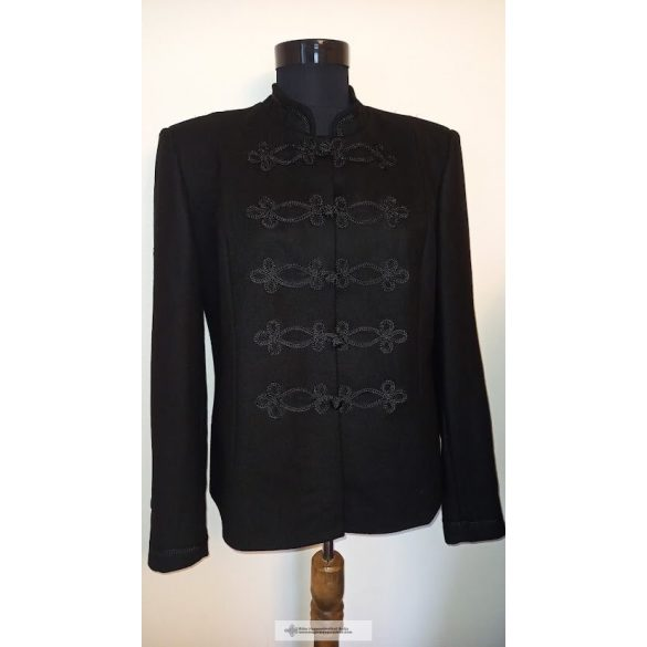Hungarian, Bocskai, short coat black