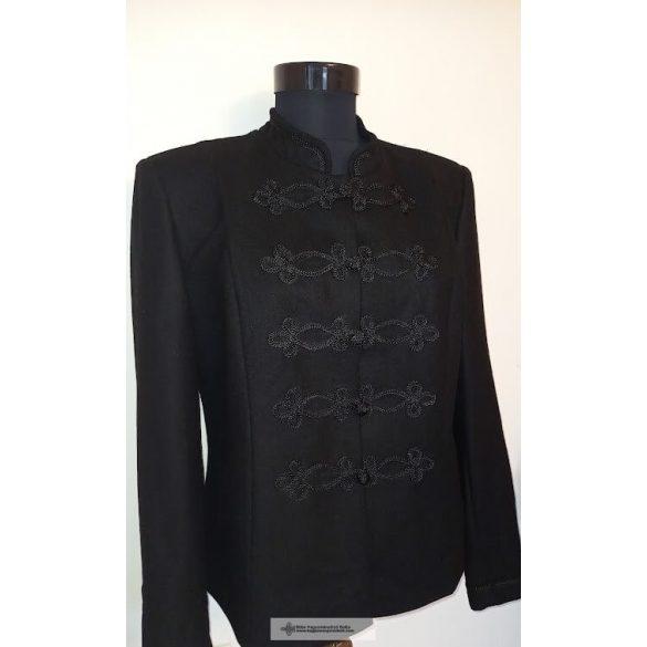 Hungarian, Bocskai, short coat black