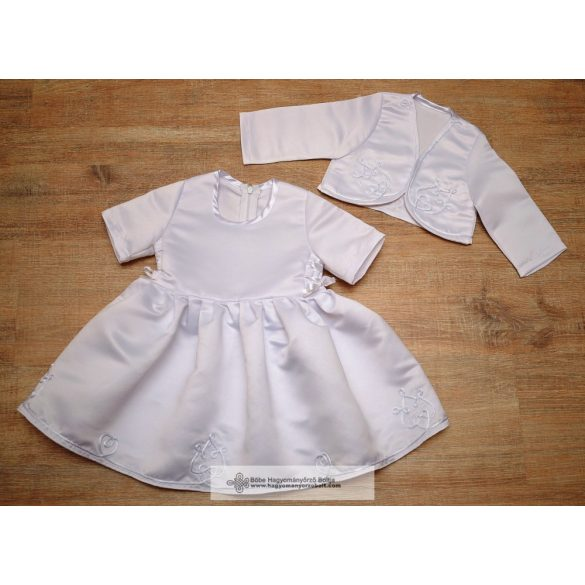 Hungarian Christening Dress