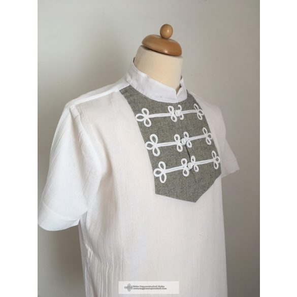 Bocskai men's shirt