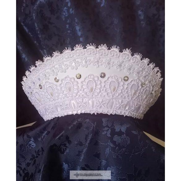 Hungarian Bride headdress