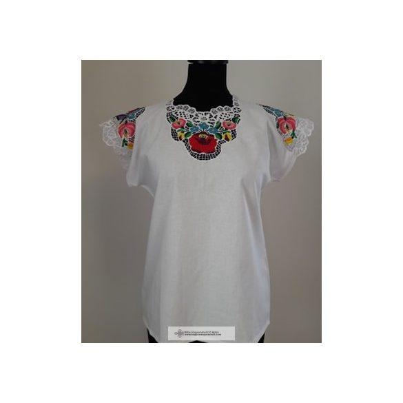 Kalocsa embroidered blouse