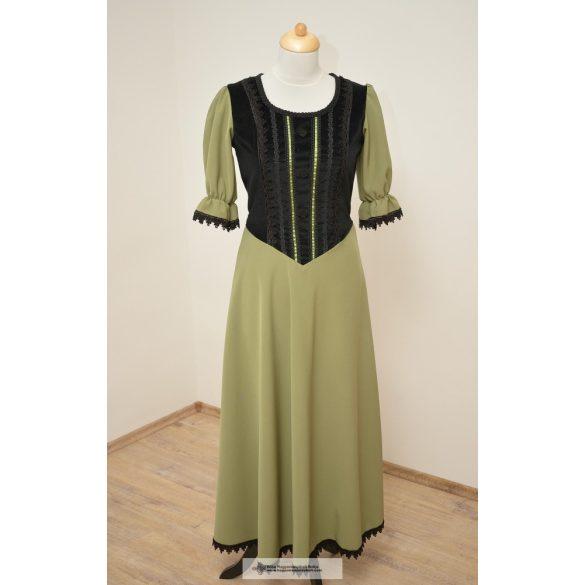 Női ruha-világos zöld