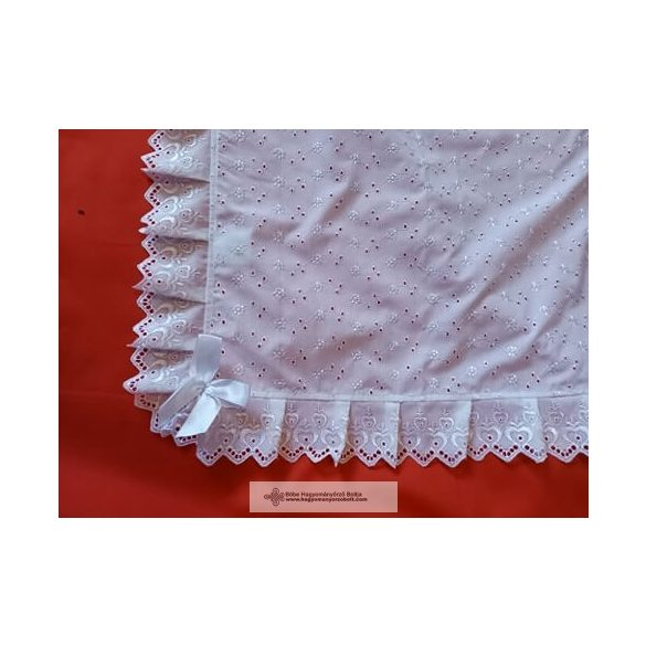 Baptism blanket