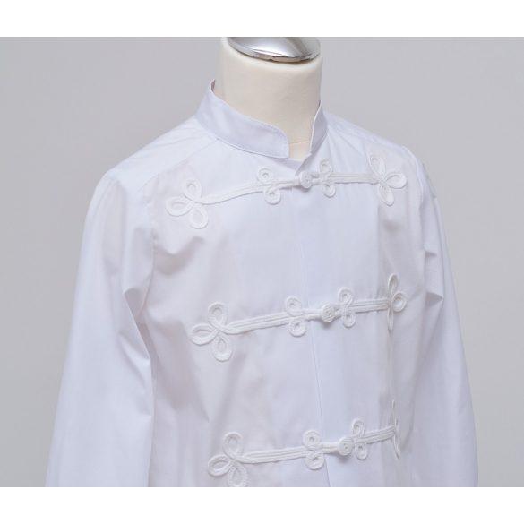 Boy's Bocskai shirt.