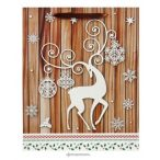 Karácsonyi ajándéktasak-csodaszarvas