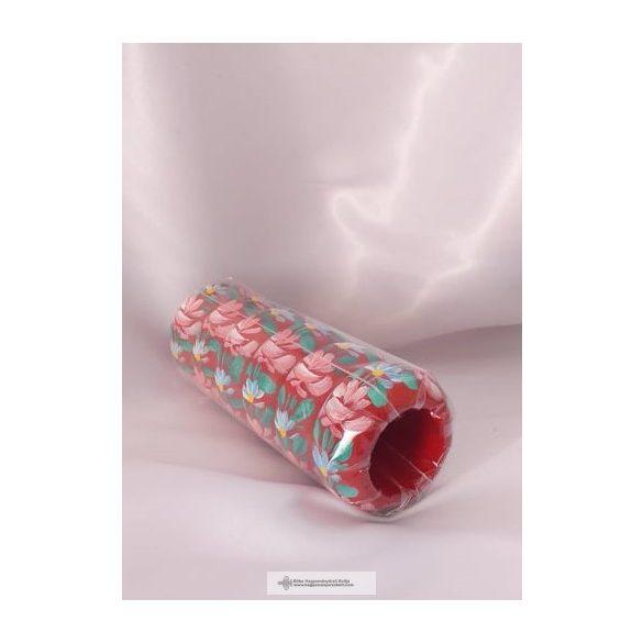 Magyarlak-Szalvétagyűrű- piros