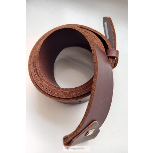 LEATHER STRAP FOR BELT BUCKLE