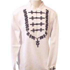 Hungarian traditional man-shirt