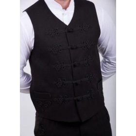 Hungarian men's vests
