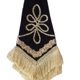 Bocskai men's tie, bocskai men's scarf