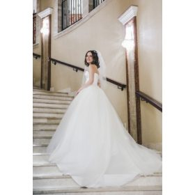 Hungarian bridal gown, Hungarian Wedding dress
