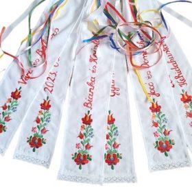 Hungarian wedding accessories